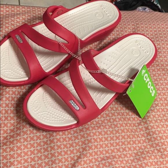 CROCS Shoes - BRAND NEW W/ Tags Crocs Sandals